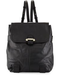 See By Chloé Mallow Leather Backpack - Lyst