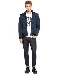 DKNY Jeans International Mesh Puffer - Lyst