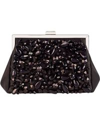 Coast Gully Sparkle Bag - Black
