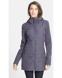 Bench Shenanigan B Quilted Coat - Lyst