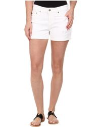 AG Adriano Goldschmied The Hailey Shorts - Lyst