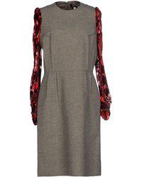 Junya Watanabe Knee Length Dress - Lyst