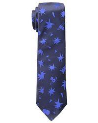 Vivienne Westwood Star Orb Tie - Lyst