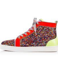 christian louboutin shoes for men