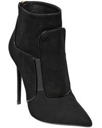 Gianmarco Lorenzi 115mm Patch Suede Ankle Boots - Lyst