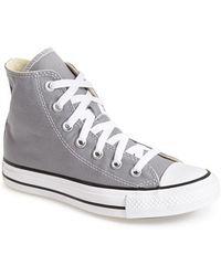 Converse Women'S Chuck Taylor All Star 'Seasonal' High Top Sneaker - Lyst