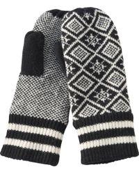 Uniqlo - Women Idlf Lambswool Gloves - Lyst