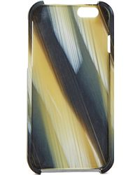 Rick Owens Women's Rhodoid Iphone Cover In Horn - Multicolour