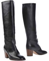 Eva Turner Boots - Lyst