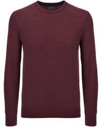 Joseph | Merinos Patch Sweater | Lyst