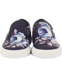 Mother Of Pearl Painted Rose Sneakers multicolor - Lyst