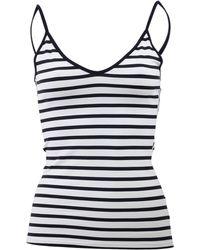 Atea Oceanie | Matelot Stripe Camisole | Lyst