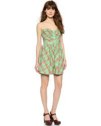 Rachel Comey Farer'S Suit Romper - Green - Lyst