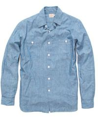 Faherty Brand | Heritage Workshirt | Lyst
