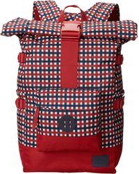 Nixon Red Swamis Backpack - Lyst