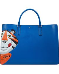 Anya Hindmarch Ebury Maxi Frostie Tote - Lyst