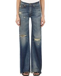 R13 The Jane Flared Jeans - Lyst
