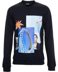 Raf Simons Rollercoaster Sweatshirt - Lyst