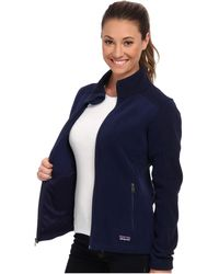 Patagonia Simple Synchilla® Fleece Jacket - Lyst