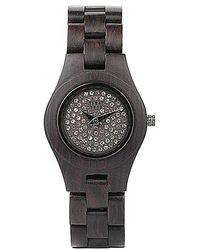 WeWood - Moon Crystal Beige Watch - Lyst