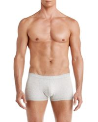 Adam Lippes Mens Boxer Brief Gift Set gray - Lyst