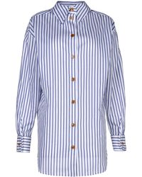 Vivienne Westwood Red Label Long Sleeve Shirt - Lyst