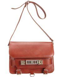 Proenza Schouler Ps11 Classic Leather - Lyst