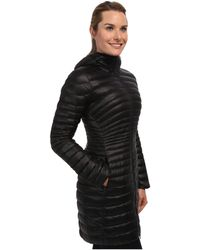 Arc'teryx Black Nuri Coat - Lyst