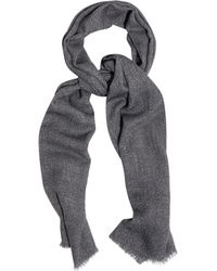 Mathieu Jerome Wool and Cashmere-blend Scarf - Lyst