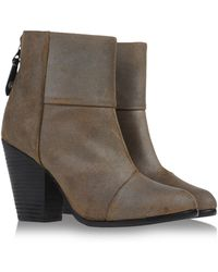 Rag & Bone Ankle Boots - Lyst