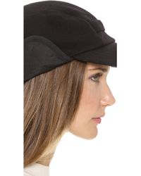 Rag & Bone Buck Hat Black - Lyst