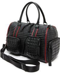 L.a.m.b. Eady Duffel Bag  Black - Lyst