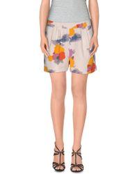 Essentiel Shorts - White