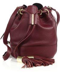 See By Chloé | Vicki Bucket Bag | Lyst