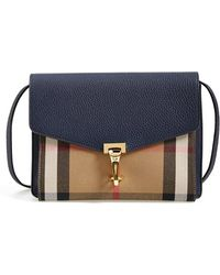 Burberry Macken Small Cross-Body Bag  - Lyst