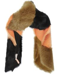 Maria Lucia Hohan - Dolly Shearling Stole - Lyst