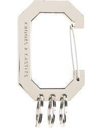 Crooks and Castles - The C Note Carabiner - Lyst