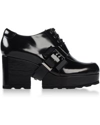 Viktor & Rolf Laced Shoes - Lyst