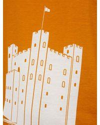 Burberry Prorsum Book Cover-Print Cotton T-Shirt - Lyst