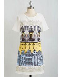 Moon Collection - Breezy Street Dress - Lyst