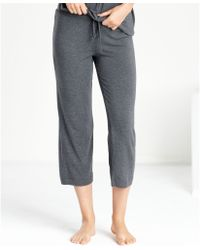 DKNY Urban Essentials Capri Pajama Pants - Lyst