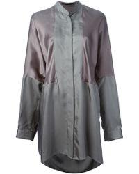 Haider Ackermann Dali Oversized Shirt - Lyst