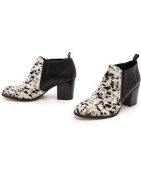 Beau Coops | Kingsman Pony Combo Bootie - Nero | Lyst