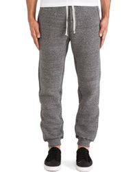 Wings + Horns Cabin Fleece Pant - Lyst