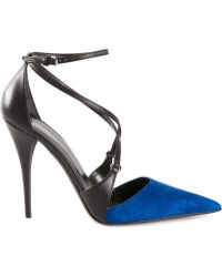 Narciso Rodriguez Strappy Stiletto Pumps - Lyst