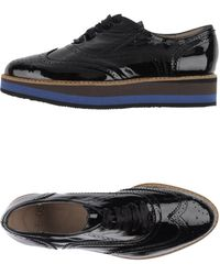 Hego's Lace-up Shoes - Black