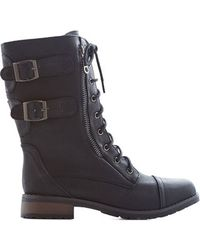 J.p. Original Corp. Tread and Done Boot in Black - Lyst