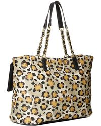 Betsey Johnson Bow Lovely Tote - Lyst