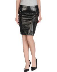 Proenza Schouler Knee Length Skirt - Lyst