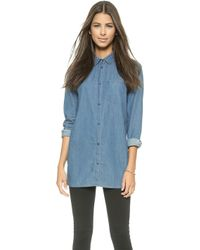 Cheap Monday Right Shirt  - Lyst